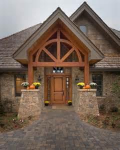 timber frame entryways timber frame entryways