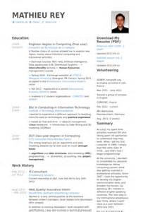 It Consultant Resume Exle by It Consultant Resume Sles Visualcv Resume Sles Database