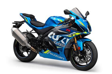 Suzuki Motorrad News 2018 by 2018 Suzuki Gsx R1000 Motogp Replica Unveiled Bikesrepublic