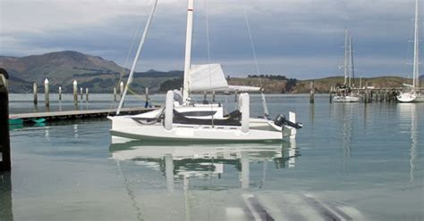 trimaran project trimaran projects and multihull news farrier f 22