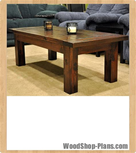 free coffee table woodworking plans coffee table woodworking plans woodshop plans