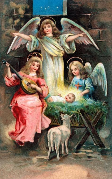 good news  heaven  angels bring glad tidings   earth  sing    day