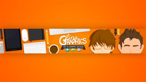 graphic design youtube banner my new youtube channel banner finsgraphics by