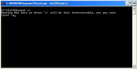format as fat32 fat32 formathd download