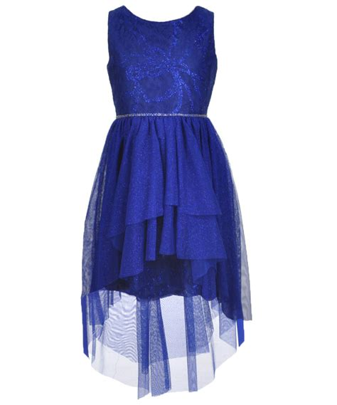tween dresses ebay tween diva big girls quot royal glitter quot dress sizes 7 16