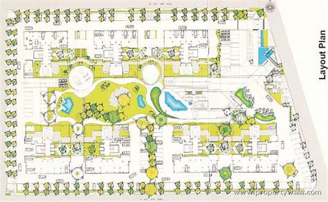 layout plan of new ashok nagar pacific green acres prahlad nagar ahmedabad apartment