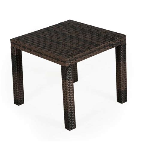 customer reviews for ellister rattan square coffee table