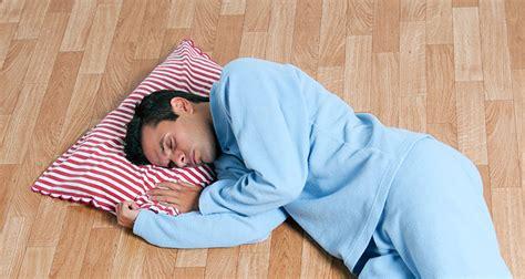 Sleeping On The Floor Without A Pillow by How To Sleep On Floor Gurus Floor