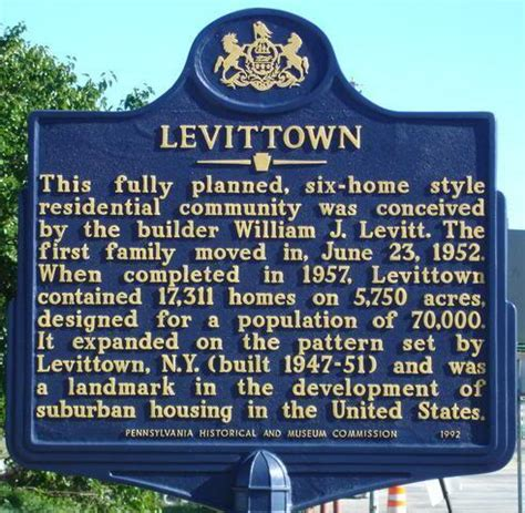 how we voted a focus on levittown pa happy 60th anniversary levittown