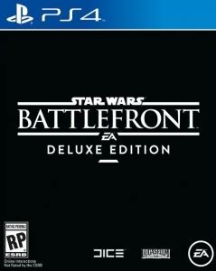 star wars battlefront deluxe edition ps4 with han solo amazon reveals star wars battlefront deluxe edition dlc