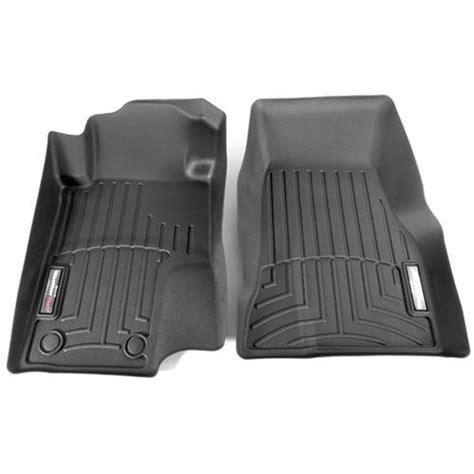 weathertech mustang digitalfit floor mats black 11 12