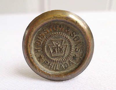 antique vintage brass  disston sons philada hand