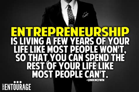 motivational entrepreneur quotes pictures  success secret entourage
