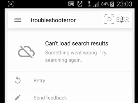 At T Directory Lookup Can T Load Search Results Something Went Wrong Try Searching Again Android App