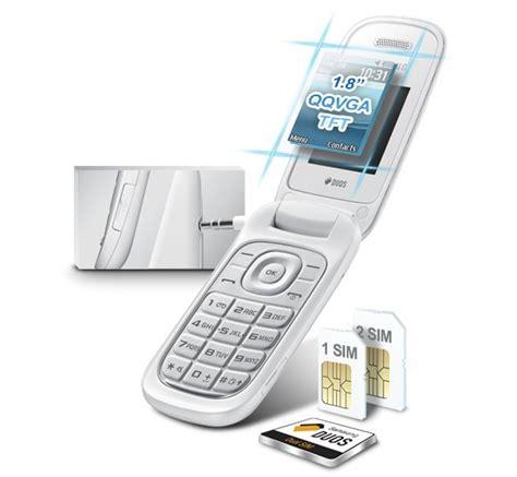 Harga Samsung Duos Lipat samsung gt e1272 flip harga lipat dual sim duos
