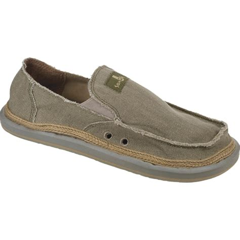 sanuk hey jute sidewalk slip on shoe evo outlet