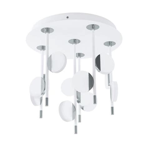 led semi flush ceiling lights olindra led semi flush ceiling light 96968 the lighting