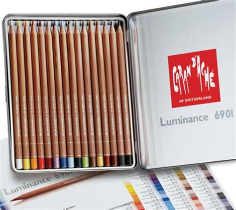 best brand of colored pencils 1000 images about caran d ache on pastel