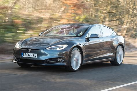 tesla model  pd  review pictures auto express