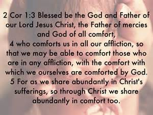 May The God Of Comfort by May The God Of All Comfort 2 Corinthians 1 3 11