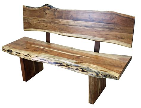 western benches western wood bench with back