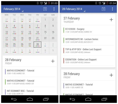 Today Calendar Today Calendar Is A More Polished Calendar For Your