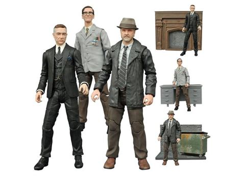 7 inch figure accessories new 7 quot gotham tv series figures news