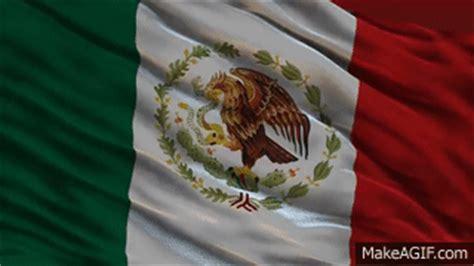 imagenes gif bandera de mexico bandera de mexico ondeando loop animaci 243 n gratis on
