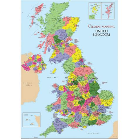 map uk and buy united kingdom map vinyl a1 tts
