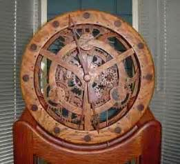 pics photos wood clock plans pdf
