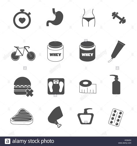 Detox Icon by Logo Black And White Stock Photos Images Alamy
