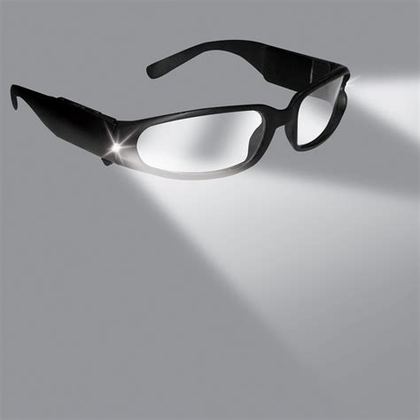 safety glasses for led lights craftsman long life led lighted safety glasses