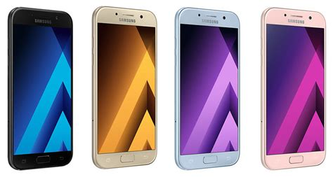 Best Colors For Office by Samsung Galaxy A5 2017 Smartphone Review Notebookcheck