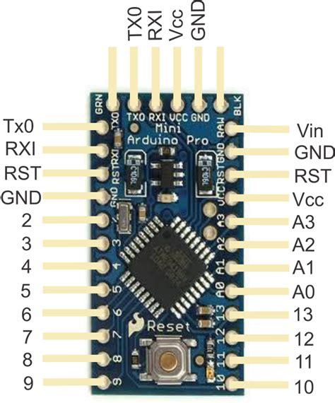 Premium Promini Atmega328p 5v 16 Mhz Arduino Pro Mini arduino pro mini pinout description datasheet