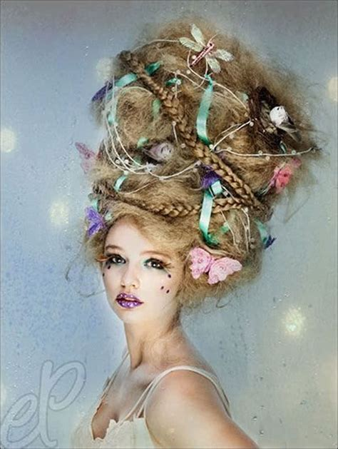 hair inspiration of the day crazy hair day ideas inspiration to join in on the crazy