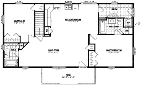 housing blueprints floor plans certified homes pioneer certified home floor plans