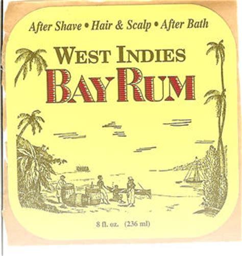 west indies bay rum west indies bay rum from dann