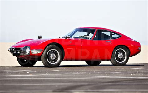 Toyota 200gt Toyota 2000gt Hits The Auction Block At Pebble