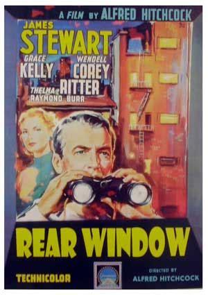 la finestra sul cortile la finestra sul cortile serate impegnate