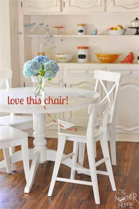 junior dining table chair it and it ingolf junior chair painted