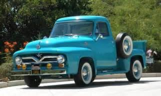 1955 ford f 100 truck resto mod