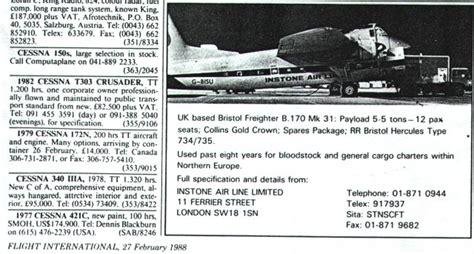 bristol type  freighter wayfarer