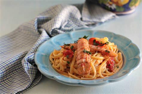 cucinare cicale di mare pasta con cicale di mare creazioni in cucina