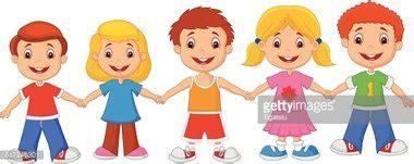 imagenes niños tomados de la mano peque 241 os dibujos animados de ni 241 os tomados de la mano