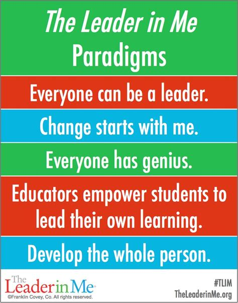 the leader in me how schools around the world are inspiring greatness one child at a time 158 best images about 7 habits leader in me school on