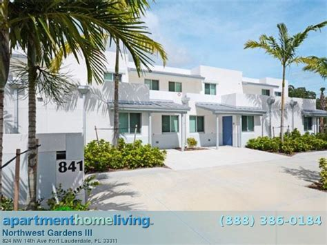 Apartment Home Living Fort Lauderdale Northwest Gardens Iii Apartments Fort Lauderdale