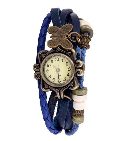 buy leather bracelet vintage butterfly wrist