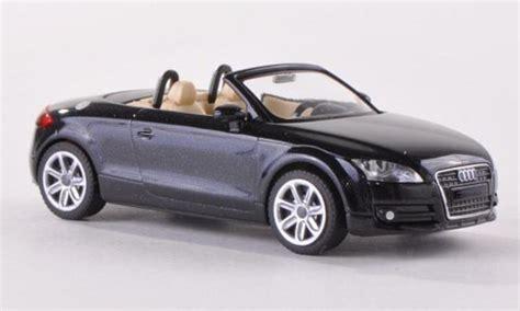Audi Tt Kaufen by Audi Tt Roadster 8j Schwarz 2007 Wiking Modellauto 1 87