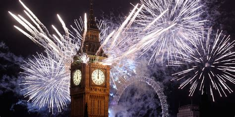 new year 2016 uk events how will 2013 new year s fireworks measure up