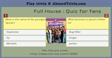 full house quiz full house quiz for fans